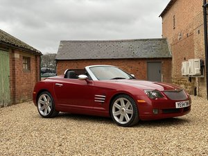 Picture of 2004 Chrysler Crossfire 3.2 Auto Roadster Only 76,000 Miles SOLD