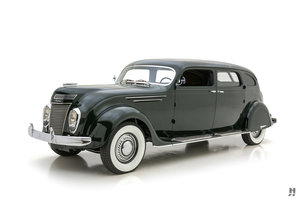 """Picture of 1937 Chrysler CW Airflow """"Major Bowes"""" For Sale"""