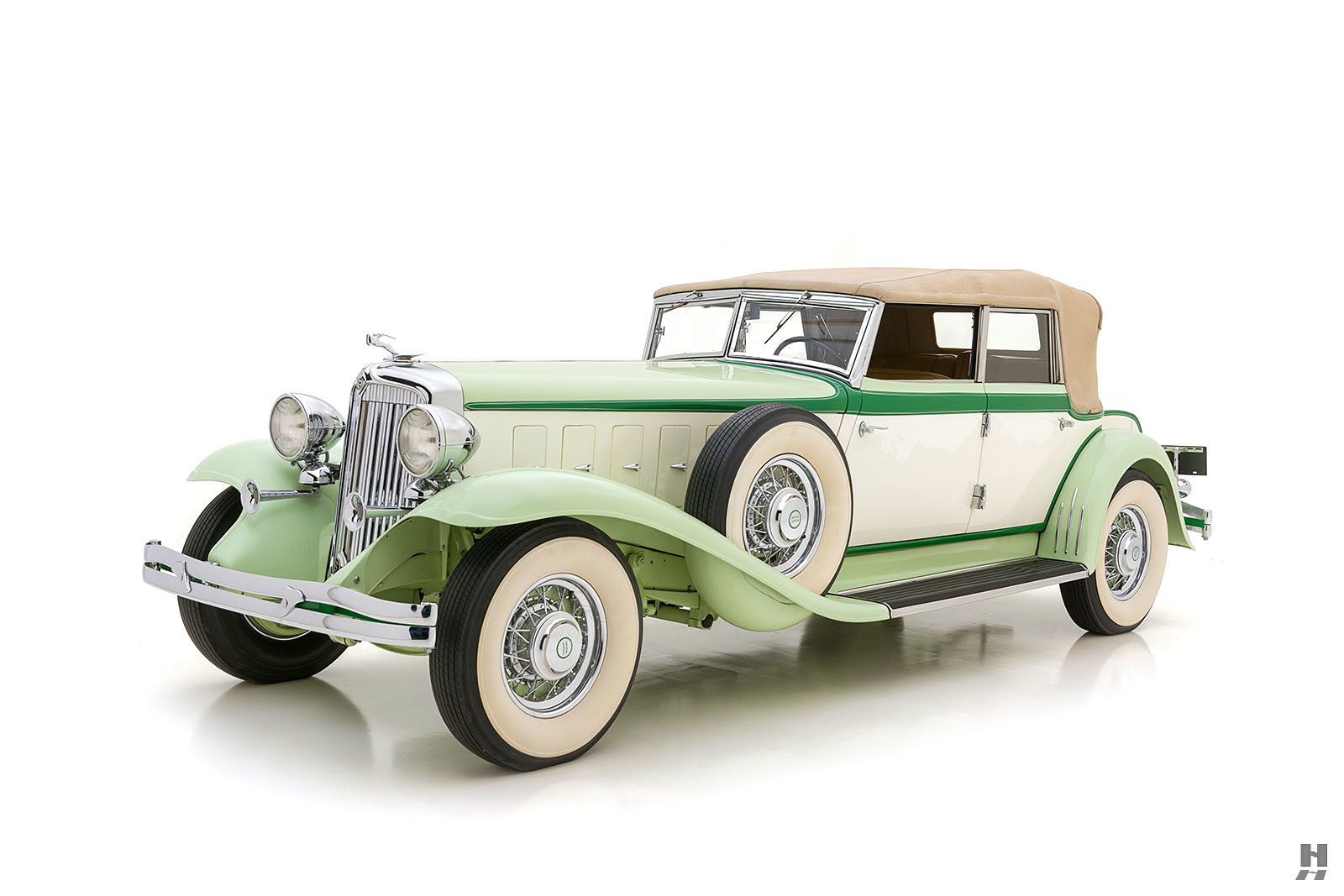 1932 Chrysler CL Imperial Convertible Sedan For Sale (picture 1 of 6)