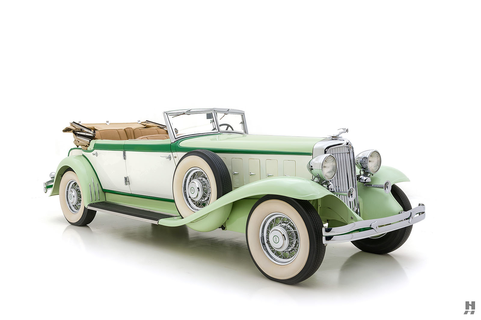 1932 Chrysler CL Imperial Convertible Sedan For Sale (picture 2 of 6)