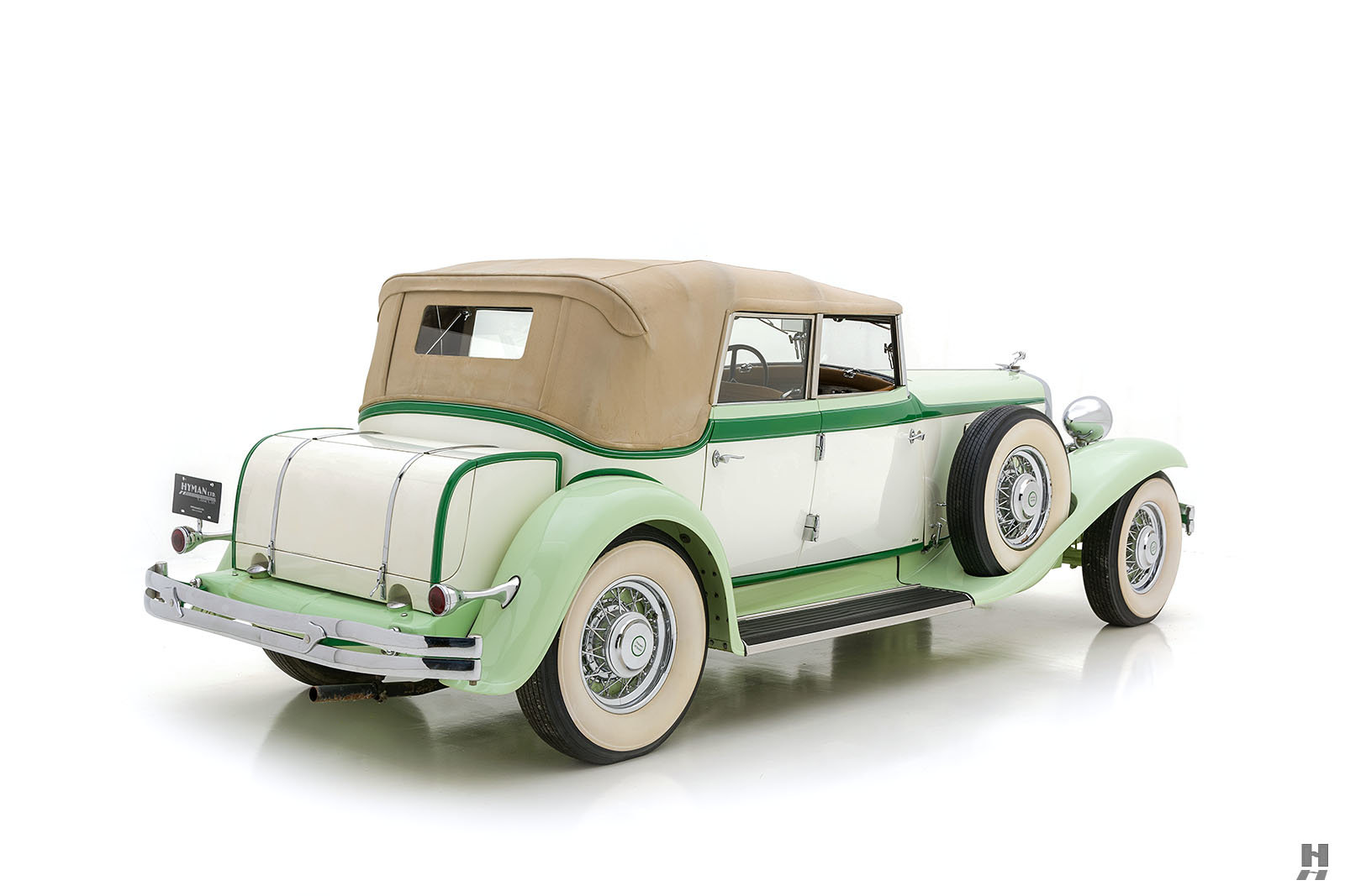 1932 Chrysler CL Imperial Convertible Sedan For Sale (picture 6 of 6)