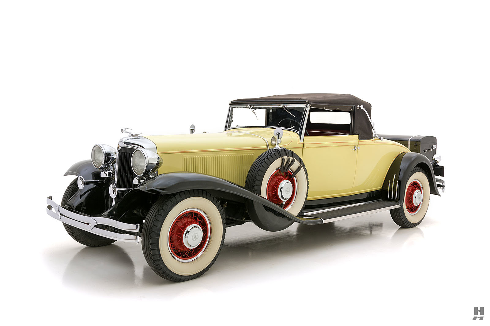 1931 Chrysler CG Imperial Convertible Coupe For Sale (picture 1 of 6)