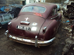 Picture of 1948 CHRYSLER WINDSOR BARN FIND  VERY SOLID BODE RUNS WELL For Sale