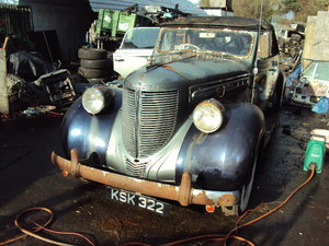 Picture of 1938 CHRYSLER royal CONVERT BARN FIND  VERY SOLID RHD RUNS WELL For Sale