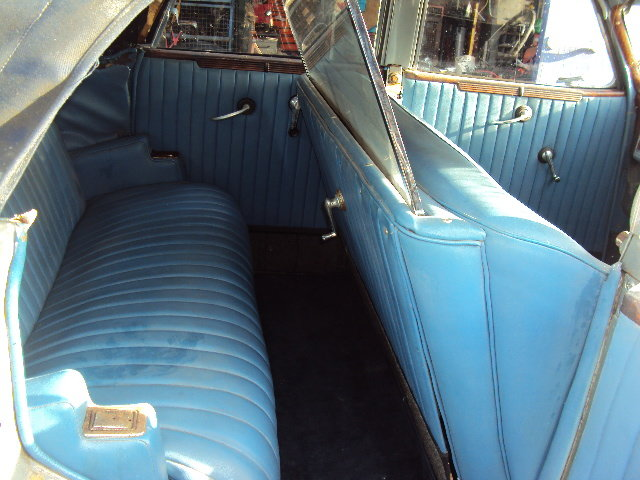 1938 CHRYSLER royal CONVERT BARN FIND  VERY SOLID RHD RUNS WELL For Sale (picture 4 of 12)