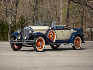 Picture of 1931 Chrysler CM Roadster  For Sale by Auction