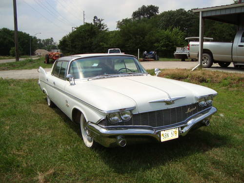 1960 Imperial LeBaron 4DR HT For Sale (picture 2 of 6)
