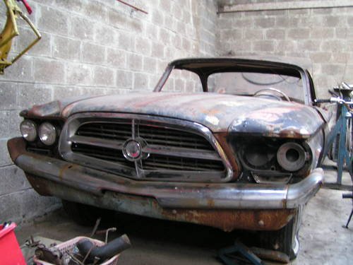 1960 Chrysler 300 F For Sale (picture 1 of 3)