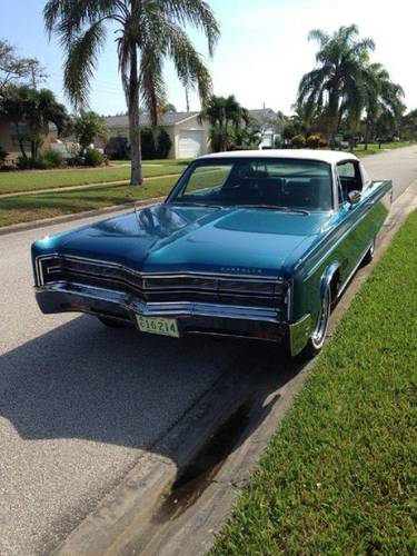 1968 Chrysler 300 Sport Coupe For Sale (picture 1 of 6)