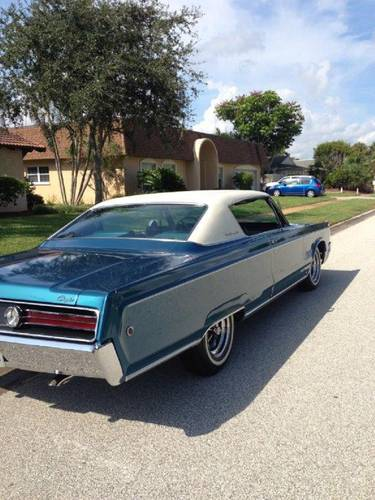 1968 Chrysler 300 Sport Coupe For Sale (picture 2 of 6)