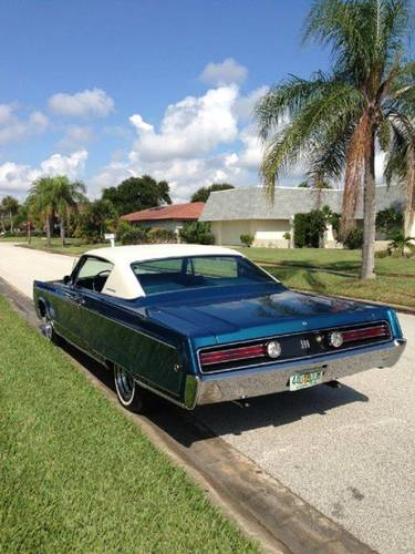 1968 Chrysler 300 Sport Coupe For Sale (picture 3 of 6)