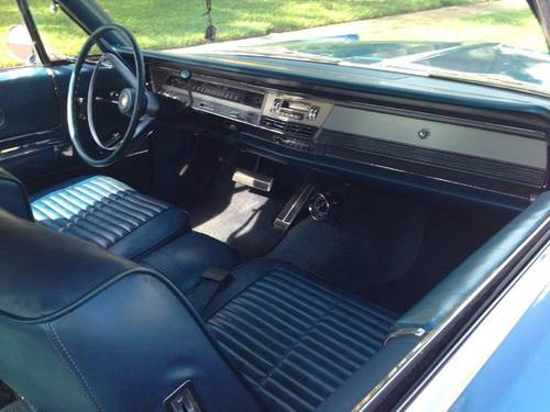 1968 Chrysler 300 Sport Coupe For Sale (picture 4 of 6)