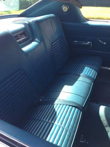 1968 Chrysler 300 Sport Coupe For Sale (picture 5 of 6)