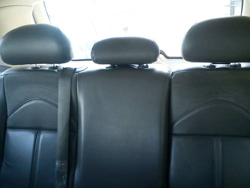 CHRYSLER PT CRUISER HALF LEATHER  INTERIOR For Sale (picture 3 of 5)