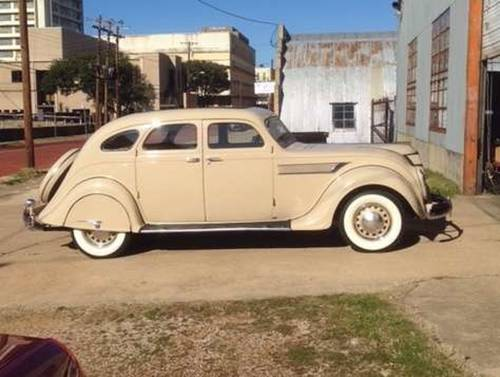 1935 Chrysler Airflow 4DR Sedan For Sale (picture 6 of 6)
