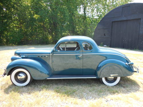1938 Chrysler Royal Club Coupe For Sale (picture 1 of 6)