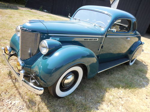 1938 Chrysler Royal Club Coupe For Sale (picture 2 of 6)