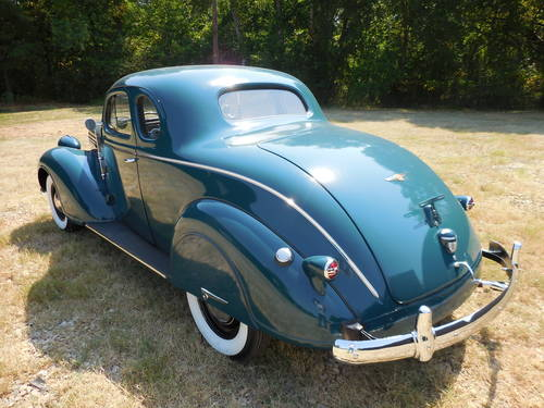 1938 Chrysler Royal Club Coupe For Sale (picture 3 of 6)