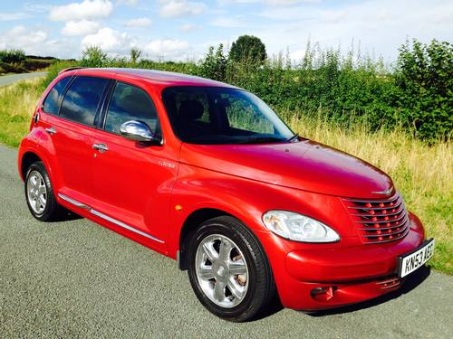 2003 PT CRUISER CRD 2.2 DIESEL TOURING 63,000 miles FSH SOLD (picture 1 of 6)