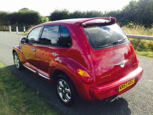 2003 PT CRUISER CRD 2.2 DIESEL TOURING 63,000 miles FSH SOLD (picture 4 of 6)