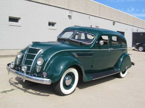 1935 Chrysler Air Flow 4DR Sedan For Sale (picture 1 of 6)
