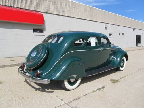 1935 Chrysler Air Flow 4DR Sedan For Sale (picture 3 of 6)