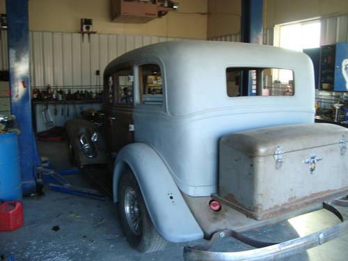 1933 Chrysler 4DR Sedan For Sale (picture 2 of 6)