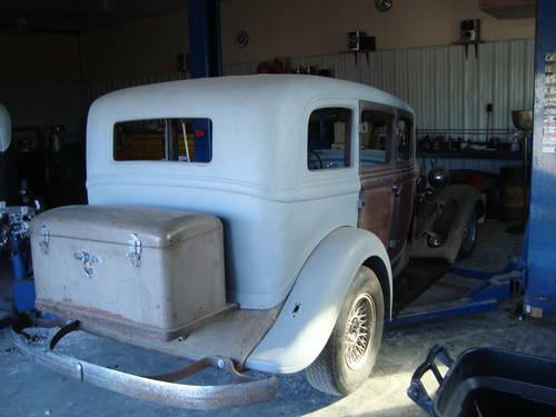 1933 Chrysler 4DR Sedan For Sale (picture 3 of 6)