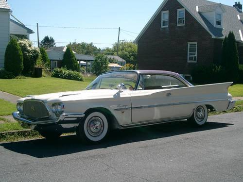 1960 Chrysler Saratoga 2DR HT For Sale (picture 1 of 6)