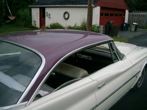 1960 Chrysler Saratoga 2DR HT For Sale (picture 3 of 6)