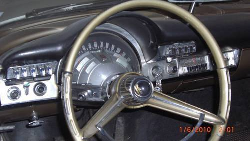 1960 Chrysler Saratoga 2DR HT For Sale (picture 4 of 6)