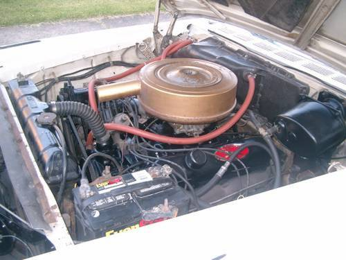 1960 Chrysler Saratoga 2DR HT For Sale (picture 6 of 6)