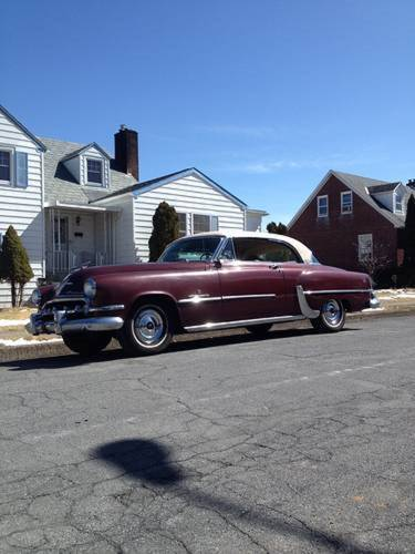1954 Imperial Custom 2DR Coupe For Sale (picture 1 of 6)