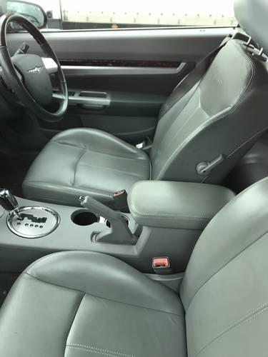 Chrysler Sebring Limited 2.8 V6 2009 Plate For Sale (picture 3 of 3)