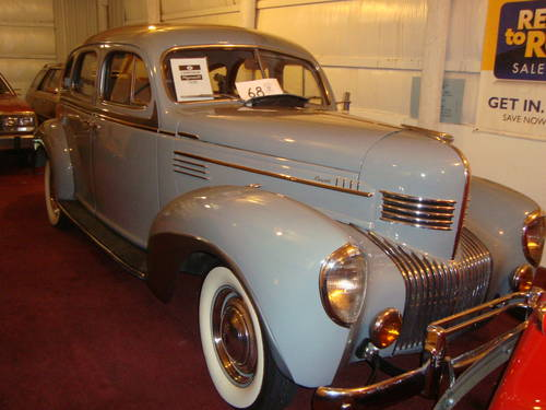 1939 Chrysler Royal 4dr Sedan For Sale Car And Classic