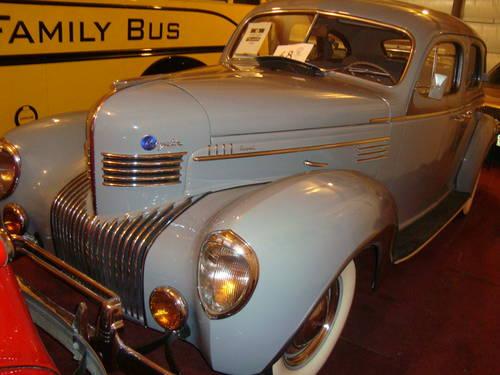 1939 Chrysler Royal 4DR Sedan For Sale (picture 2 of 6)