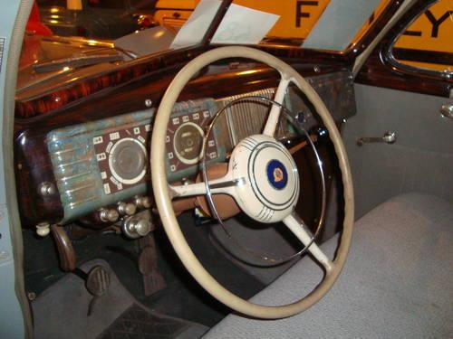 1939 Chrysler Royal 4DR Sedan For Sale (picture 4 of 6)