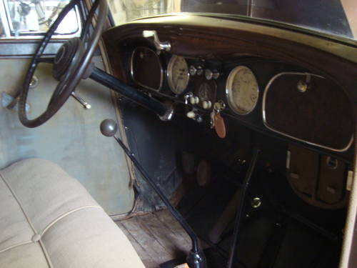 1934 Chrysler CA 4DR Sedan For Sale (picture 4 of 6)