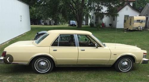 1978 Chrysler LeBaron 4DR For Sale (picture 1 of 6)