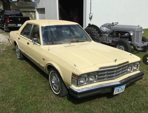 1978 Chrysler LeBaron 4DR For Sale (picture 2 of 6)