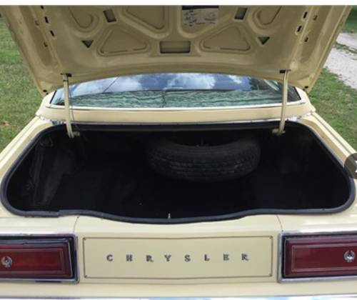 1978 Chrysler LeBaron 4DR For Sale (picture 5 of 6)