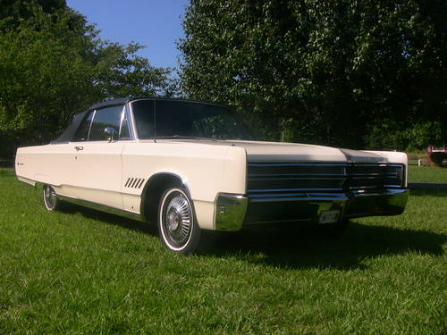 1968 Chrysler 300 Convertible  For Sale (picture 1 of 6)