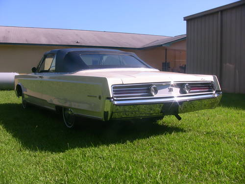 1968 Chrysler 300 Convertible  For Sale (picture 2 of 6)