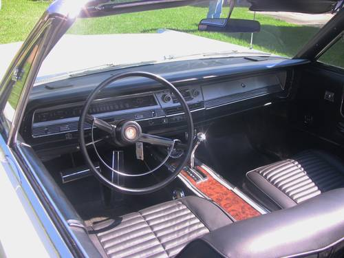 1968 Chrysler 300 Convertible  For Sale (picture 3 of 6)