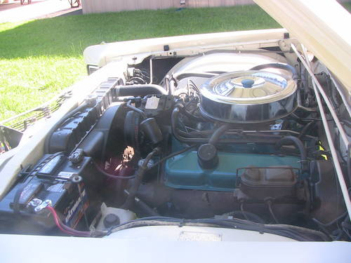 1968 Chrysler 300 Convertible  For Sale (picture 4 of 6)