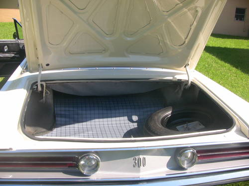 1968 Chrysler 300 Convertible  For Sale (picture 5 of 6)