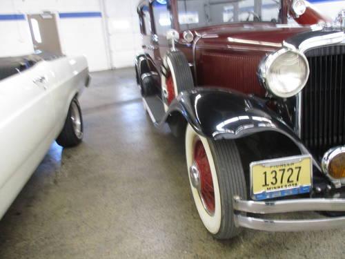 1931 Chrysler C D 8 Sedan  For Sale (picture 2 of 6)