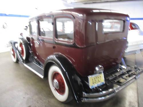 1931 Chrysler C D 8 Sedan  For Sale (picture 3 of 6)