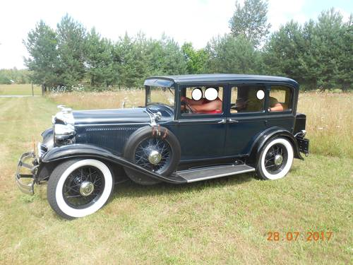 CHRYSLER IMPERIAL 1931 For Sale (picture 1 of 2)