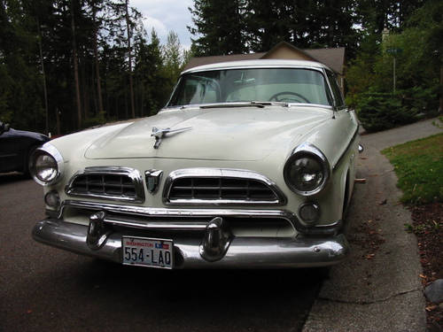 chrysler 1955 coupe For Sale (picture 4 of 6)